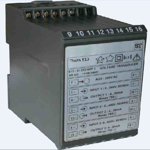 Theta E13